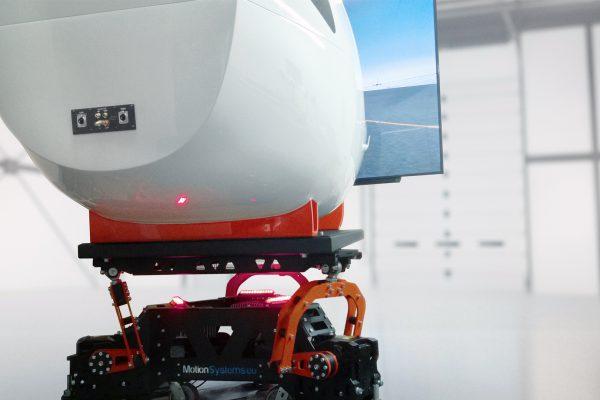 Motion Simulator (Flight Simulator) PS-3TM-550