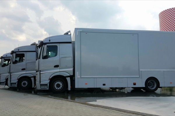Truck Simulator TS-10 (Motion Simulator)