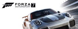 Supported games - Forza Motorsport 7