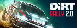 Supported games - Dirt Rally 2