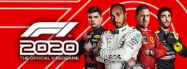 Supported games - F1 2020