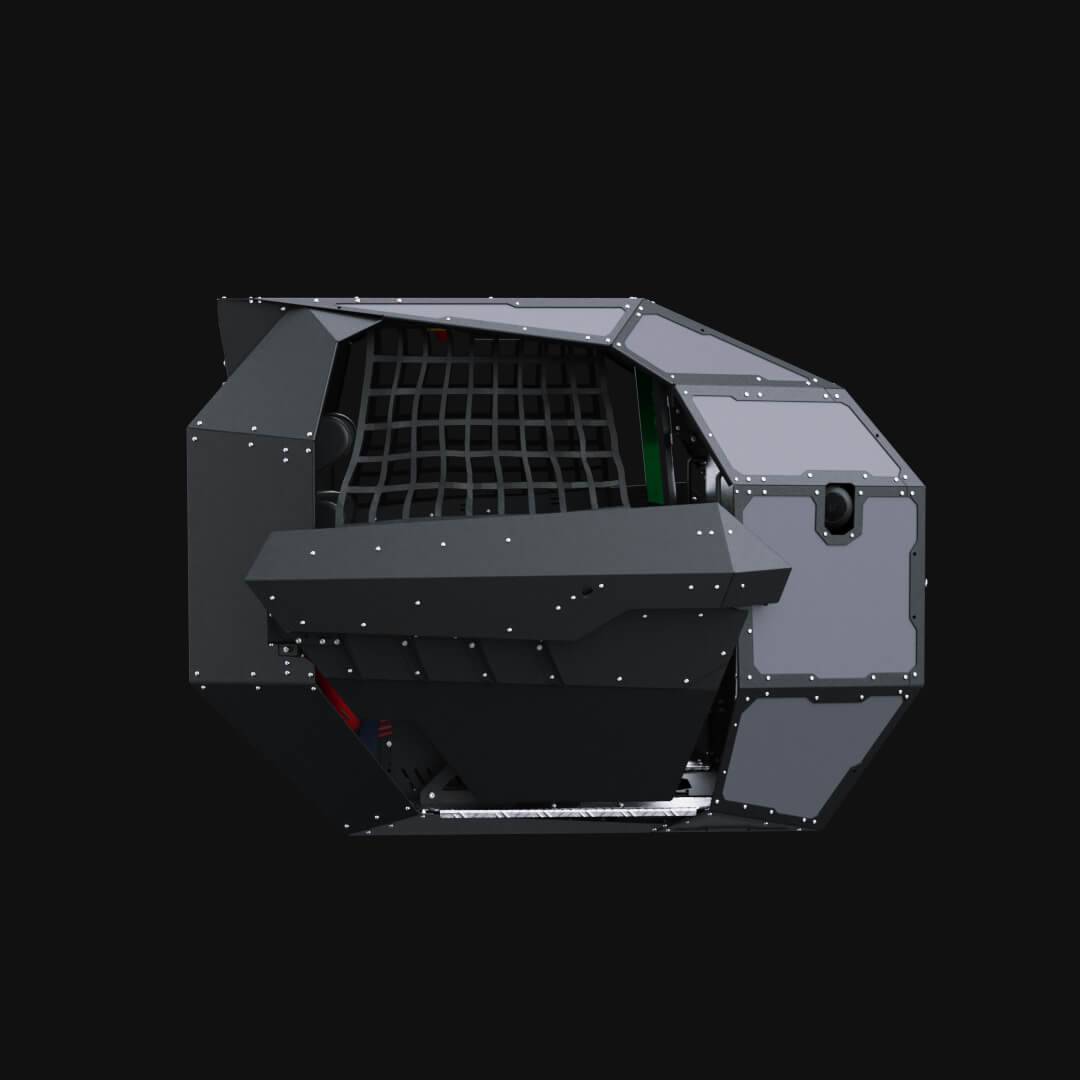 Motion Platform PS-3ROT-150 V2
