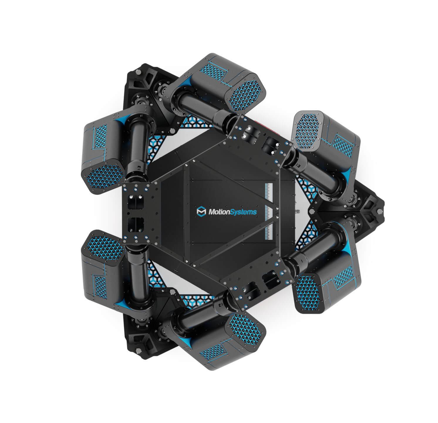 Motion Platform PS-6TL-800